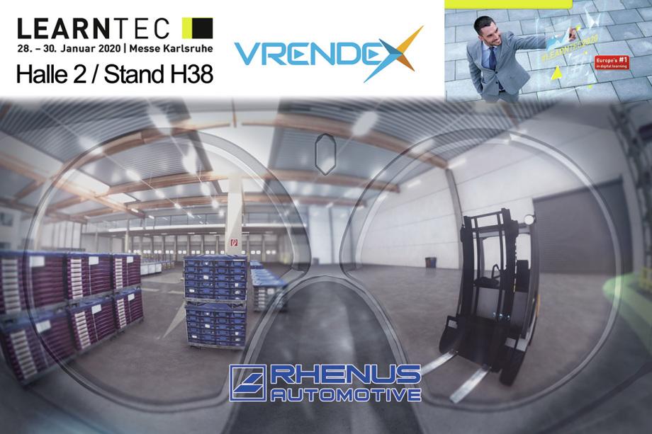 VRENDEX auf der Learntec 2020